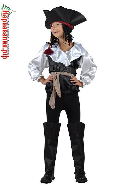 Пират в дредами (бол. разм.) опт