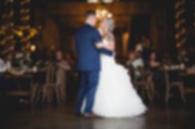 Wedding photo. Wedding dance. Dancing couple at wedding. Happy couple. Wedding photography by Thurber Studios and Thurber Jewelers. Samuel Erwin Photography. Wedding photos. Wedding pictues. Wedding dress. Wedding photographer.