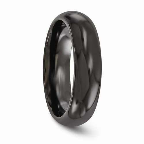 mens wedding ring in black black mens wedding ring - Mens Black Wedding Rings