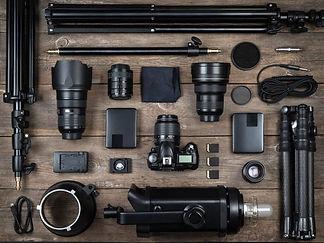مستلزمات كاميرات تقييمك