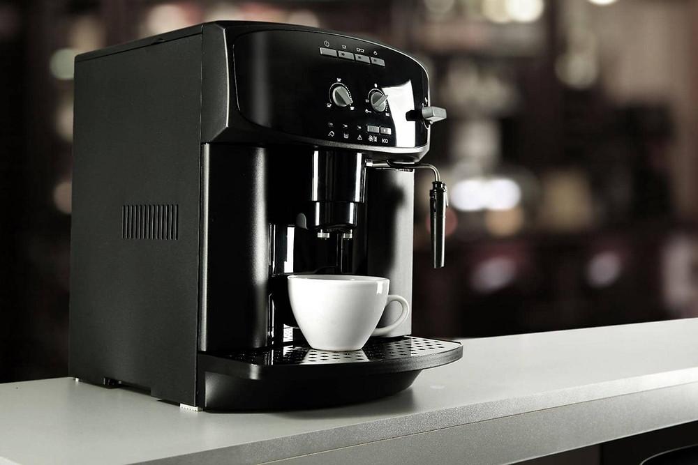 صانعة القهوة