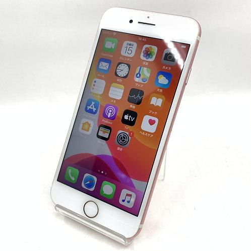 【バッテリー100%】SIMフリー iphone7 128GB ローズゴールド 455 【ABランク】