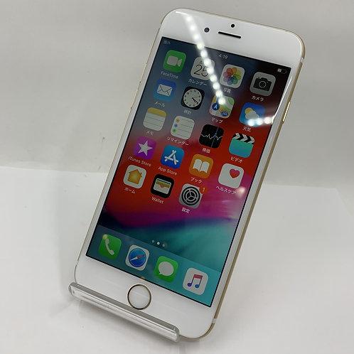 【バッテリー100%】 docomo iphone6 64GB ゴールド 467 【ABランク】