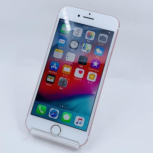 【バッテリー84%】 SIMフリー iPhone7 128GB ローズ 085 【ABランク】