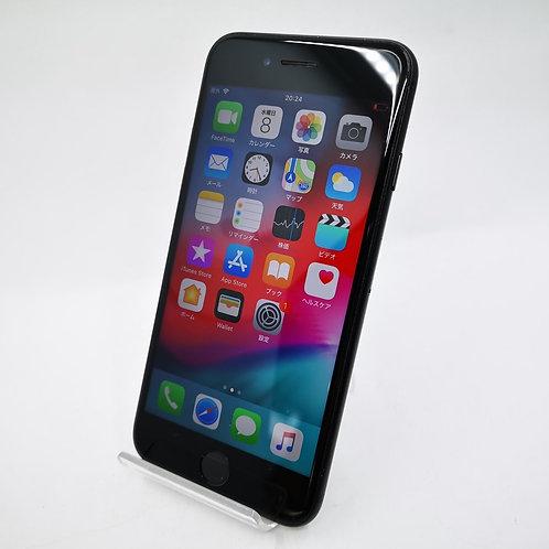 【バッテリー100%】 SIMフリー iPhone7 128GB ブラック 260 【ABランク】