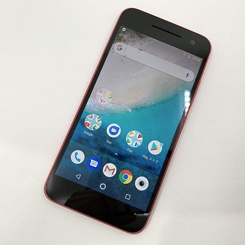 【美品】 SIMフリー 格安SIM対応 SHARP Android One S1 298 【ABランク】