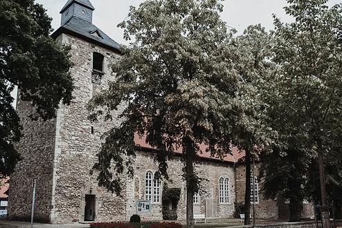 Kirche Vorsfelde Hochzeit Wolfsburg