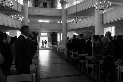 Hochzeitsfotograf Braunschweig Wolfsburg Wolfenbüttel Kirche St Trinitatis