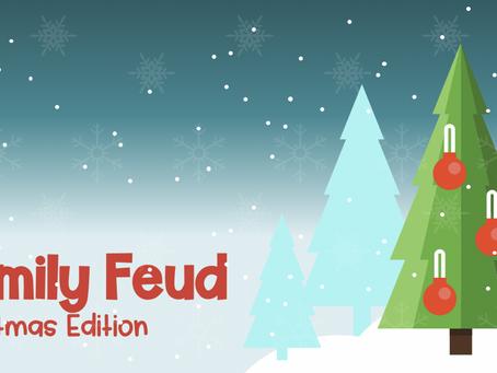 Family Feud: Christmas Edition