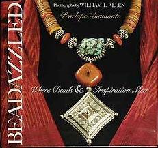 Beadazzled book featuring Grazia Zalfa unique and original jewelry designs