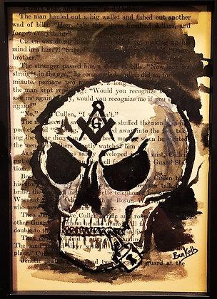 Secret-Keeping Skull