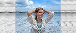Featured Model Mickaylea wearing a Grazia Zalfa original necklace design
