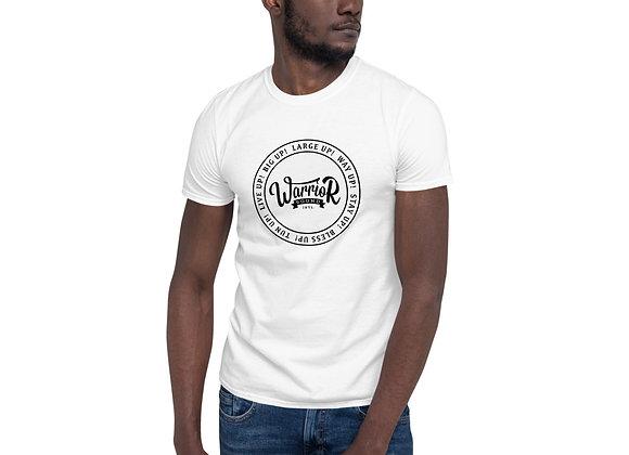 """Unisex Warrior Sound """"Round Logo"""" Shirt"""