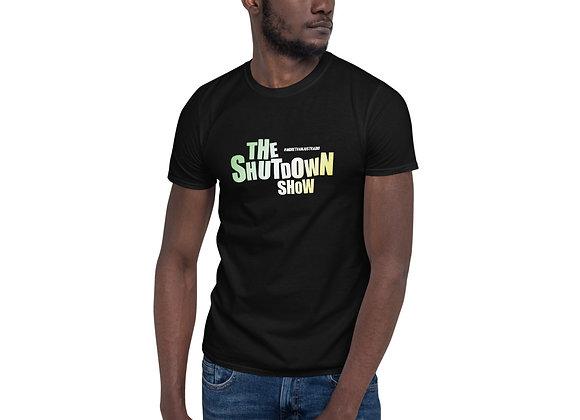 "Unisex The Shutdown Show ""Classic Logo"" Shirt"