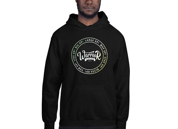 Unisex Warrior Sound Hoodie Colour