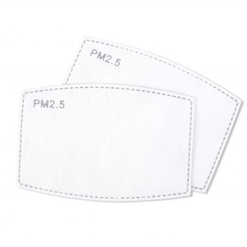 Replacement Mask Filters (100 units @ $0.49 each)