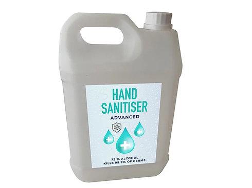 5L Hand Sanitiser Refills