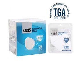 KN95 Respirator Face Masks