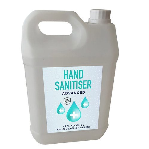 5L Hand Sanitiser Refills (10 units @ $33.50 each)