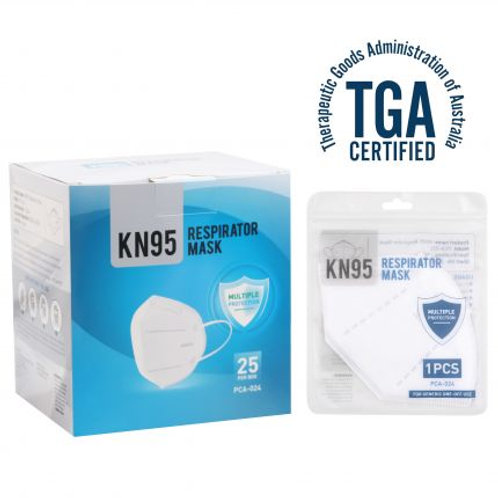 KN95 Respirator Face Masks (2500 Units @ $1.34 each)