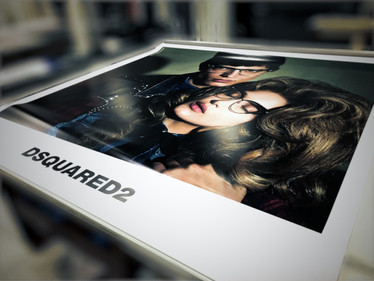 Banner Brand DSQUARED2