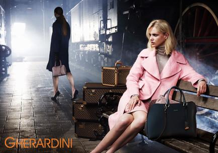 ADV F/W 2016 GHERARDINI (Gruppo Braccialini)