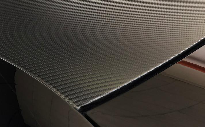 Private Client : AUDI A1 Carbon Fiber