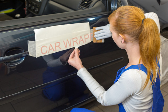 Car Wrapping Demo