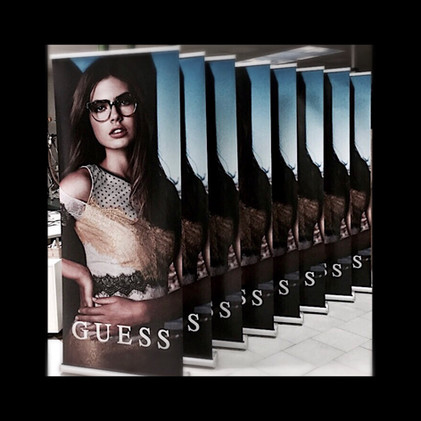 Rollup Brand Guess