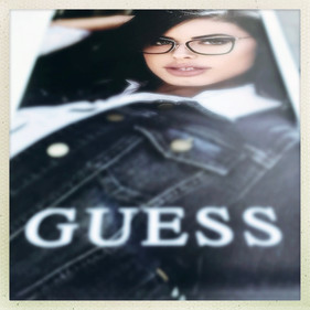Banner Brand Guess