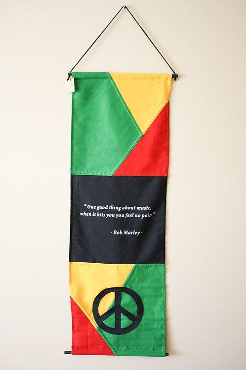 Bob Marley Banner - Large