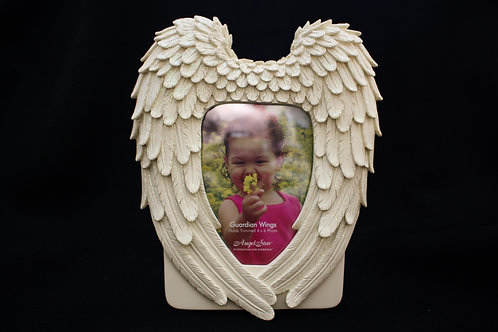 Guardian Wings Photo Frame