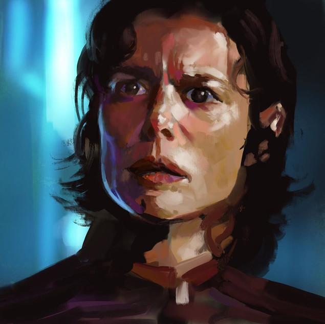 Dr. Weir Portrait