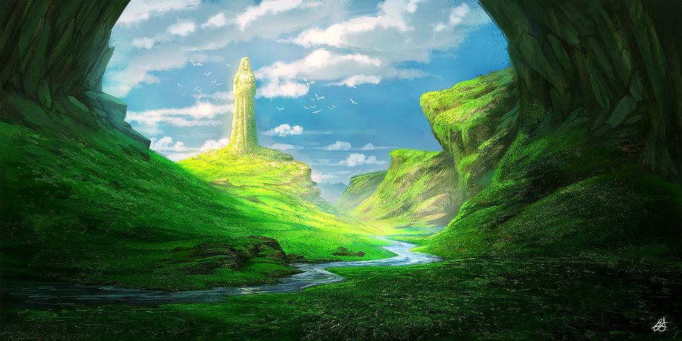 The Forgotten Vale