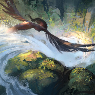 Flight of the Forest Spirit