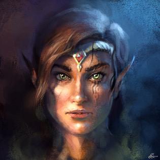 Elf Portrait