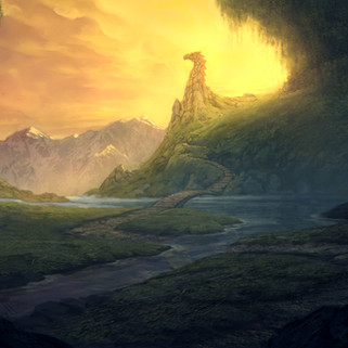 The Dragon Valley