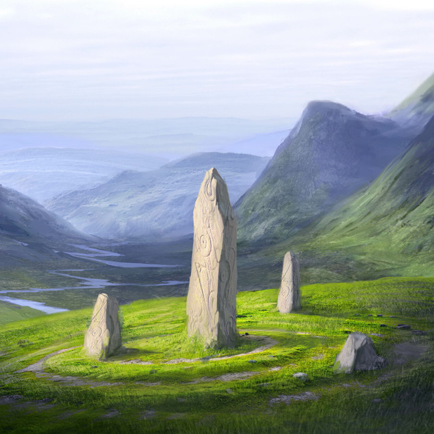 Mystical Stones