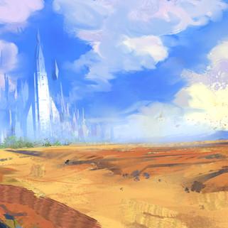Desert Metropolis