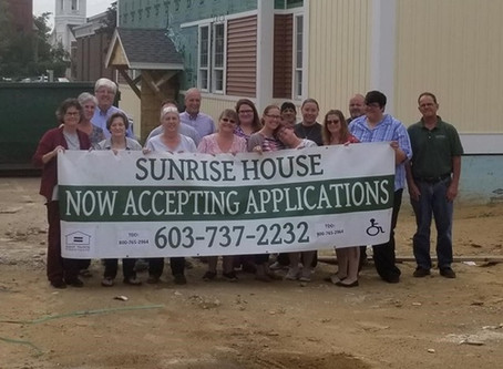 Laconia Housing's Sunrise House is a new idea