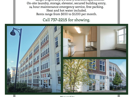 Now leasing-Normandin Square Apartments