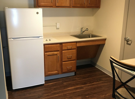 All new senior rental apartments with support services are now open in downtown Laconia
