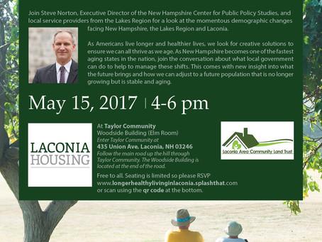 Longer Healthy Living in the Lakes Region