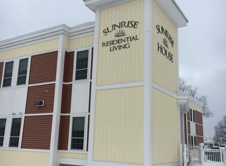 Laconia HousingSunrise House Opening Date Set
