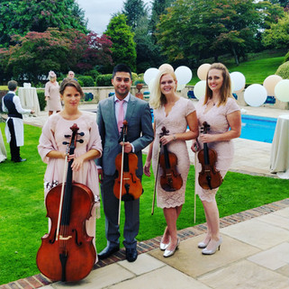 Wedding Sept 8 2018, Chartwell Farm,UK