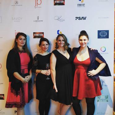 MRS at the Savoy Dec 2018