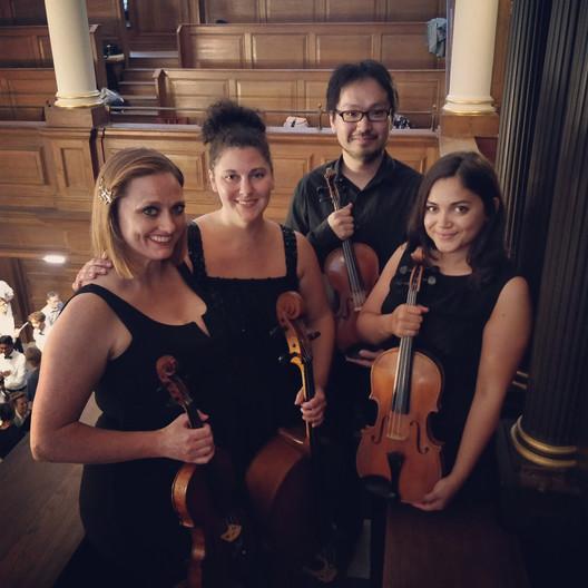 Victoria Park and Kensington Singers concert, July 2019