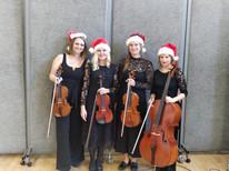 MRS Christmas recording