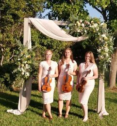 Wedding Trio, Sept 2018, Chania, Crete, Greece