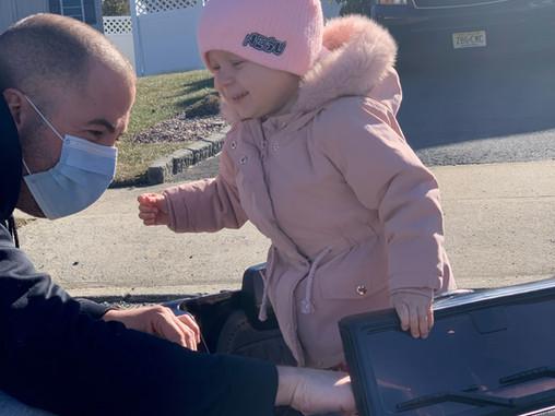 Prayers For Angel Penelope & Smiles For Warrior Natalia